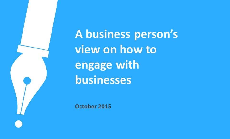 The state of UK careers guidance and how to engage business in improving this