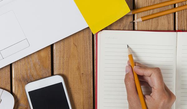 CV writing process